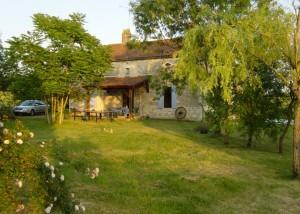 La Roche - Front Garden