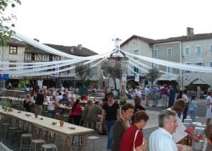 Eymet Market